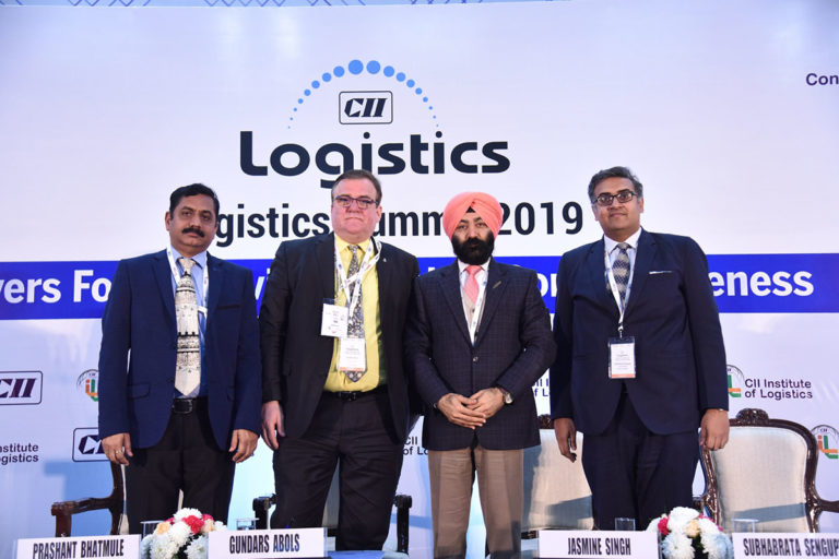 Logistics Summit 2019 – An Asia focused strategy and management